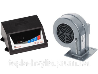 Комплект контролер KG Elektronik SP-05 LED + турбіна DP-02